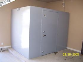 Custom built for your needs go hausner for Custom built safe rooms
